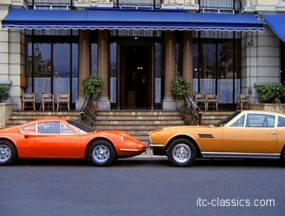 newest collection 8dfa0 ed2ec THE PERSUADERS! THE CARS